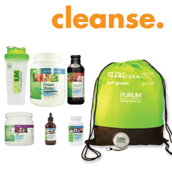 10-Day Apple Berry Cleanse & Athlete's Cleanse