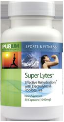 Super Lytes Hydration Supplement